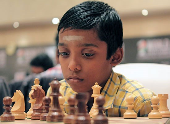 Praggnanandhaa is the youngest chess IM in history.