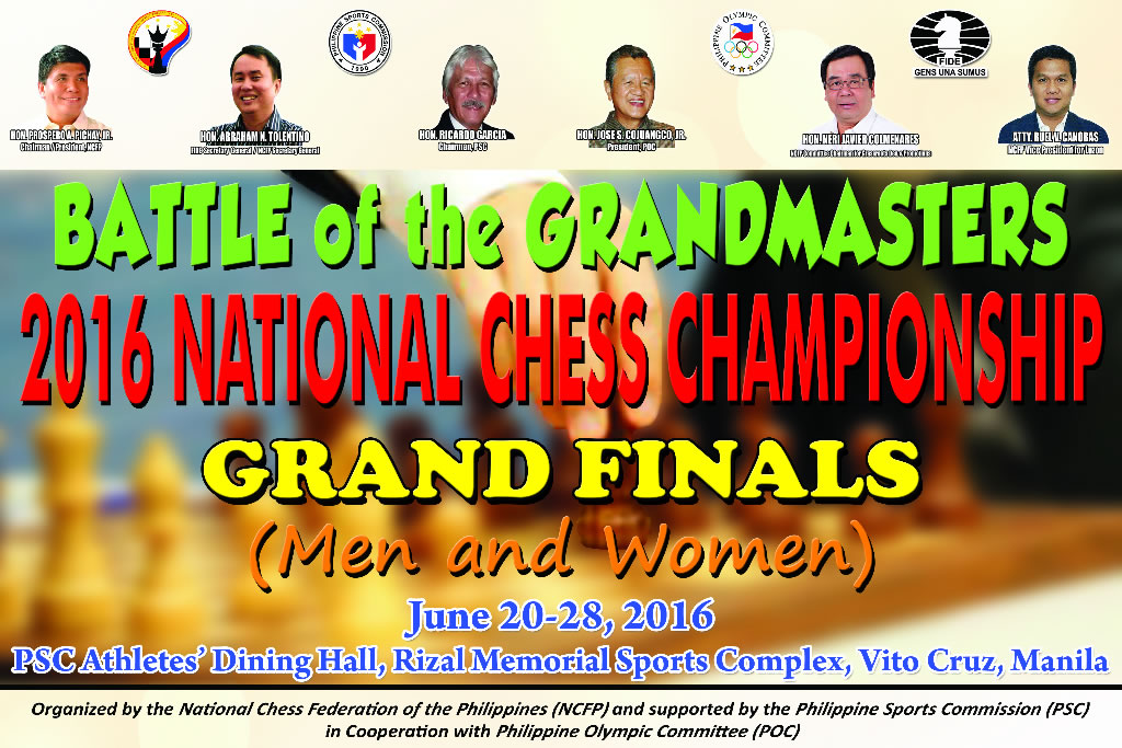 Battle of the Grandmasters 2016