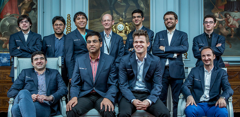 Grand Chess Tour 2016 Standings — after Paris and Leuven