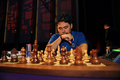 Grand Chess Tour Paris 2016 Rapid Results