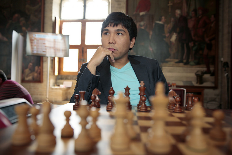 Wesley So in great shape so far in Grand Chess Tour 2016