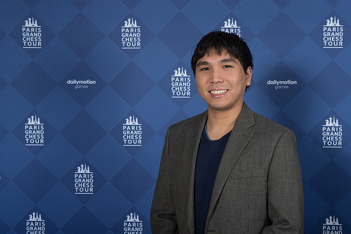 Wesley So beats Magnus Carlsen in Grand Chess Tour Paris 2016 — Rapid Round 1