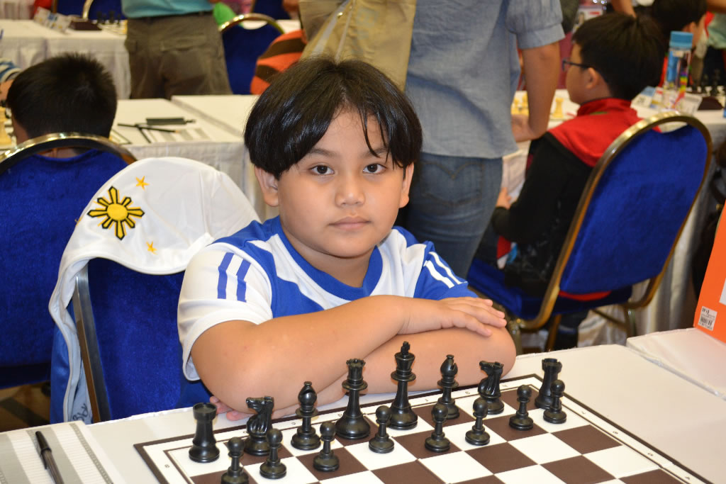 World's Youngest FIDE Master