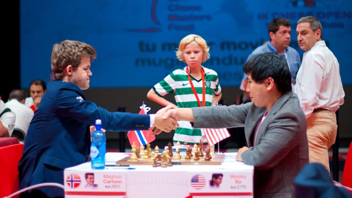 Magnus Carlsen keeps winning in Bilbao Masters Final 2016 Round 4