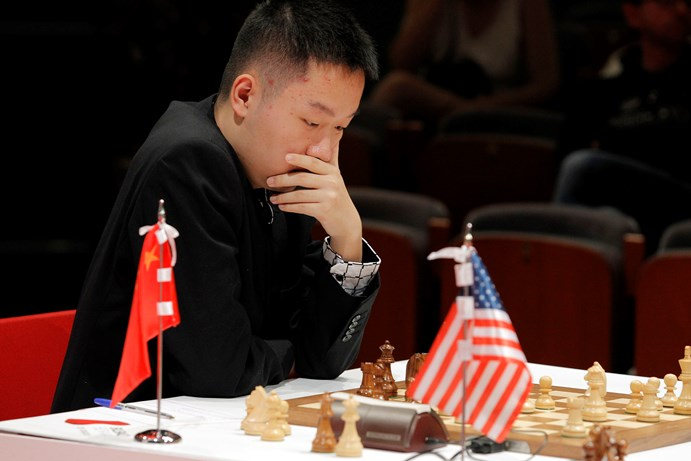 Wei Yi Wins in Round 6 of Bilbao Masters Final 2016