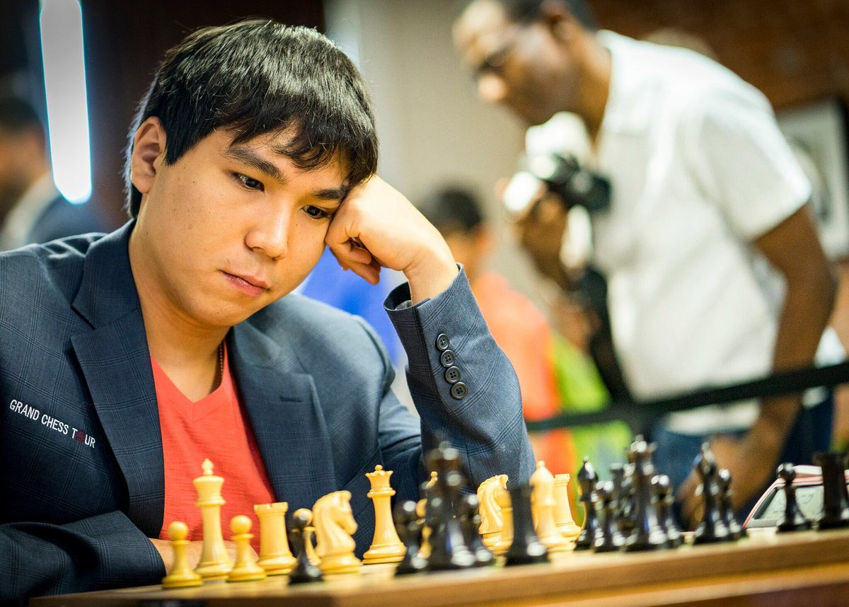 Wesley So in Isle of Man (Masters) 2016