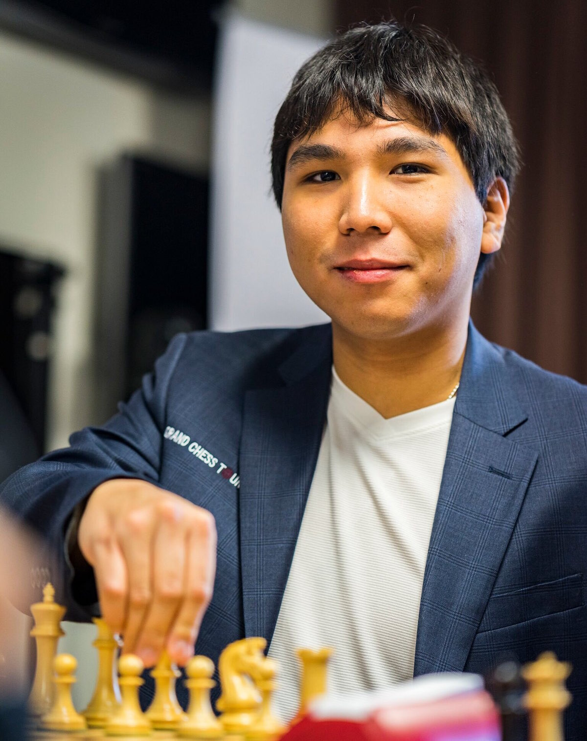 Wesley So in Sinquefield Cup 2016