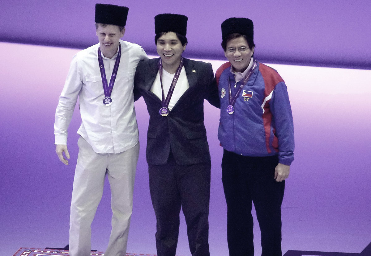Baku 2016 Chess Olympiad Board Prizes Winners