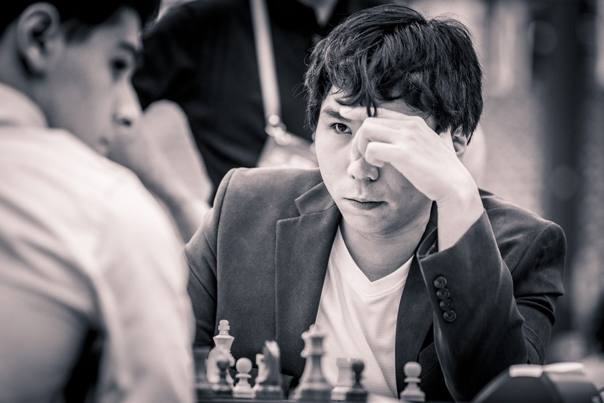 Baku 2016 Chess Olympiad Ranking After Round 9