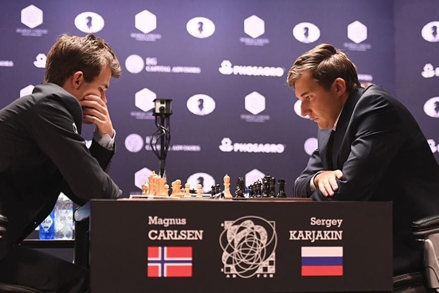 Draw in Round 12, World Chess Championship 2016 – Tiebreak games follow