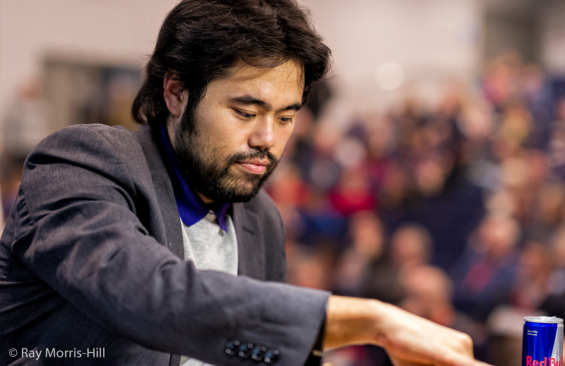 Two in a row for Nakamura