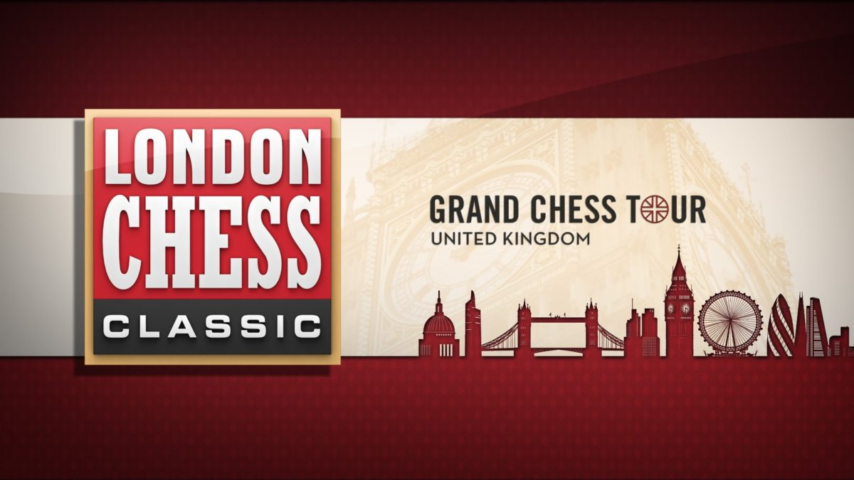 London Chess Classic kicks off to some action