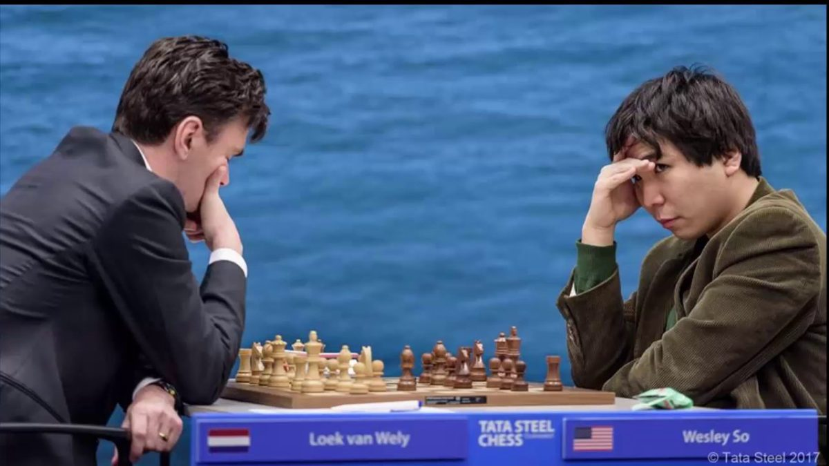 Carlsen and Aronian win in Round 12 Tata Steel Masters 2017