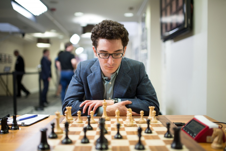 Caruana takes back the lead with 1 round to go – Candidates 2018