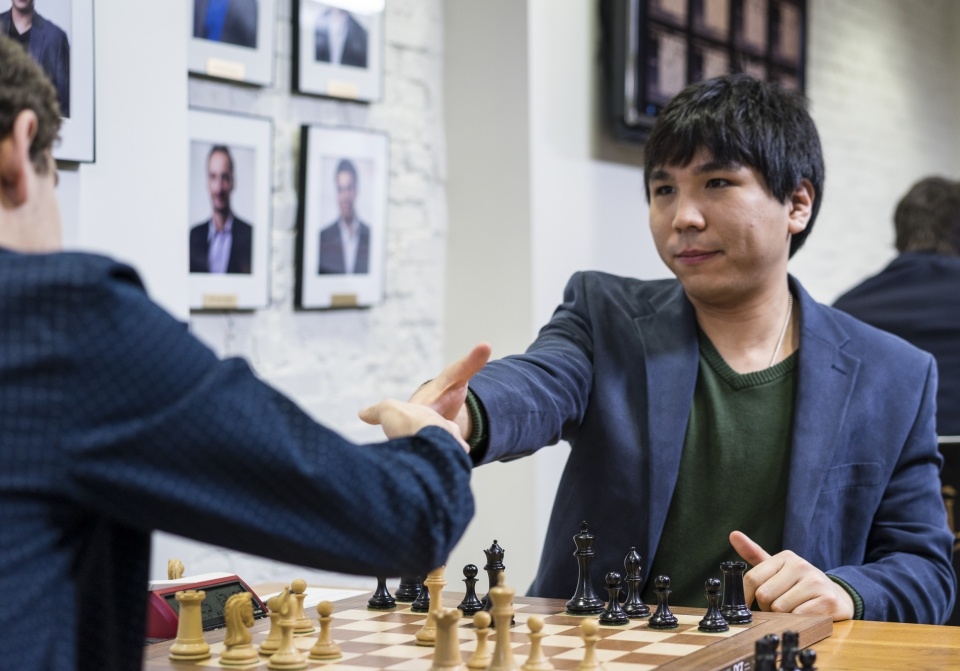 Wesley So and Alexander Onischuk Headed to the Playoff for the US Chess Championship 2017 Title