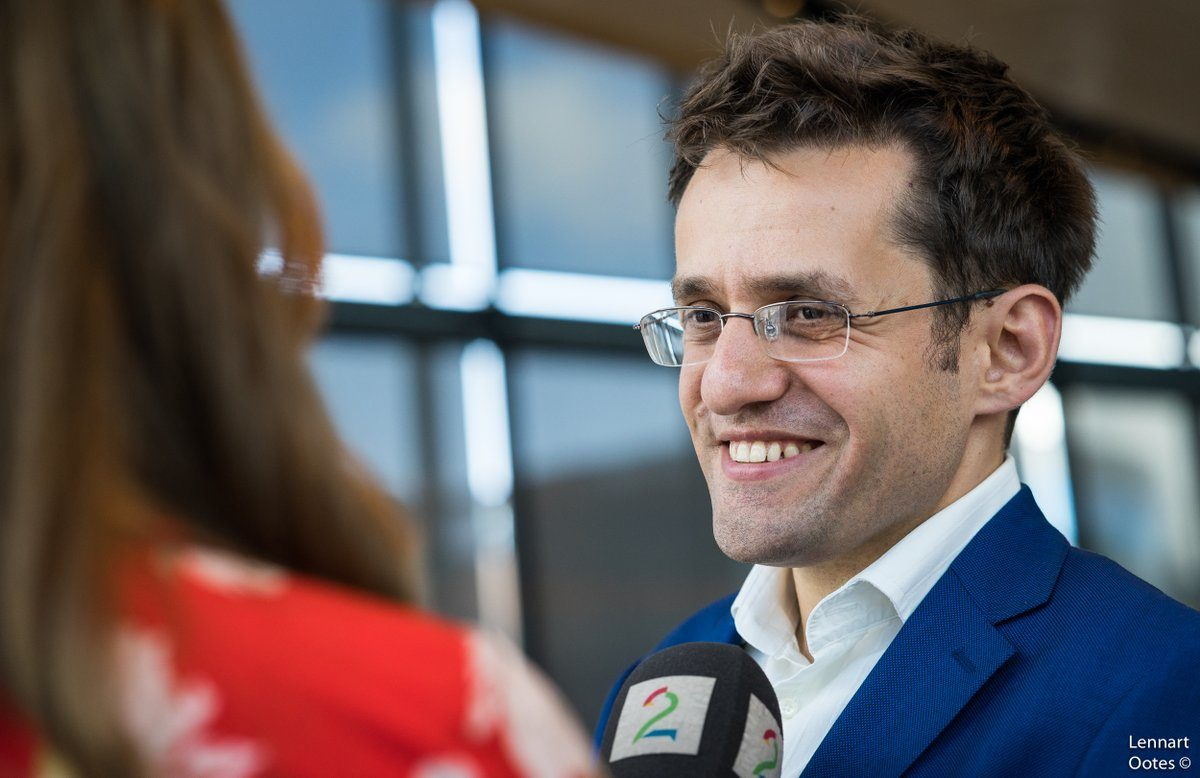 Levon Aronian Wins 5th Altibox Norway Chess 2017