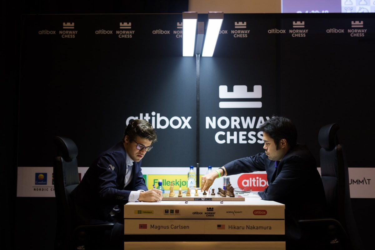 All Draws in Round 3 Norway Chess 2017