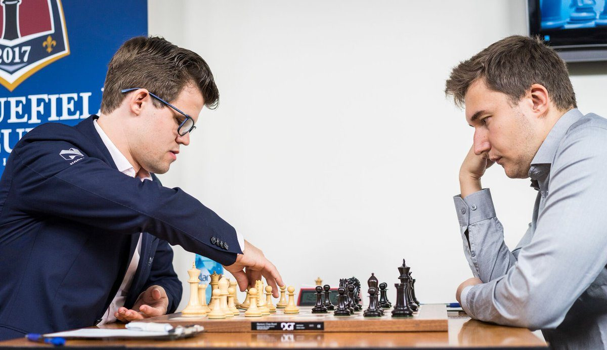 Carlsen, Caruana and So win in Round 2 Sinquefield Cup 2017