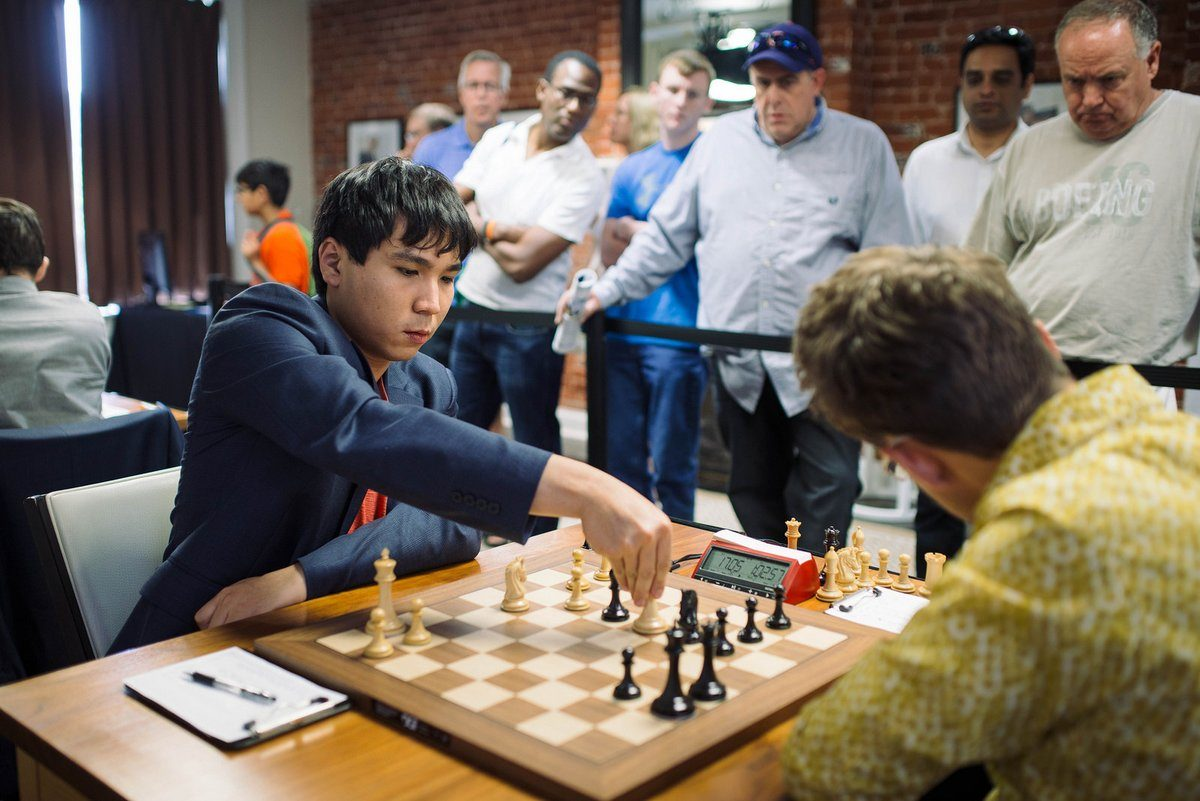 Sinquefield Cup 2017 Round 1 Results
