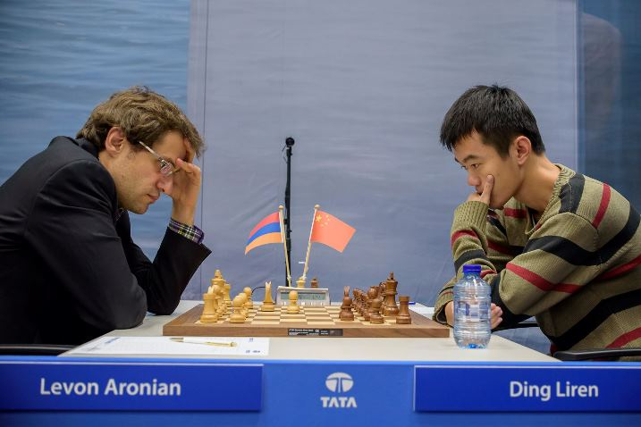 Ding Liren and Levon Aronian off to Finals – FIDE World Cup 2017