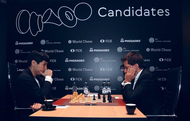 Mamedyarov and So win in Round 6 Candidates Tournament 2018