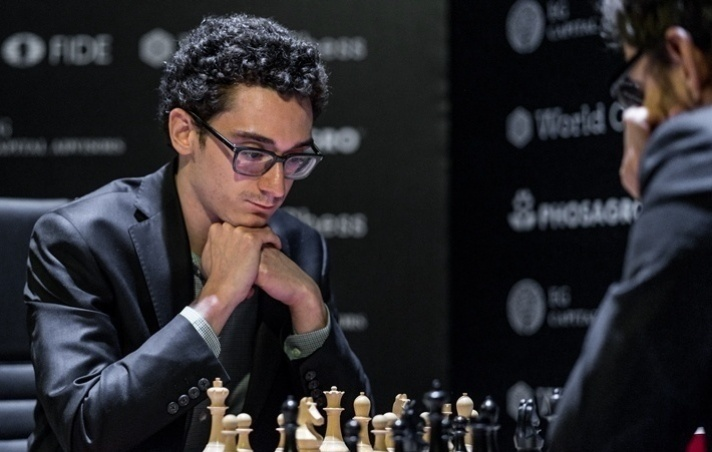 Caruana wins Candidates Tournament 2018
