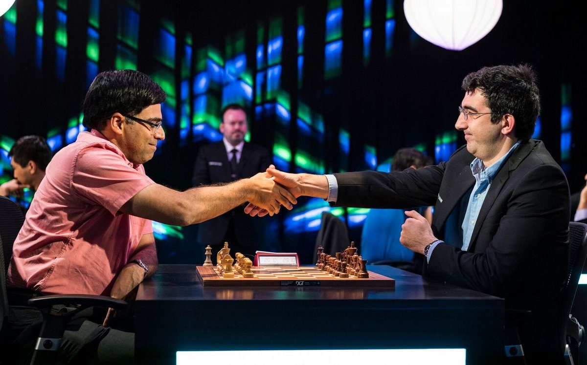 Grand Chess Tour Paris 2018 Day 1 Rapid Results: Aronian, Anand, and So lead
