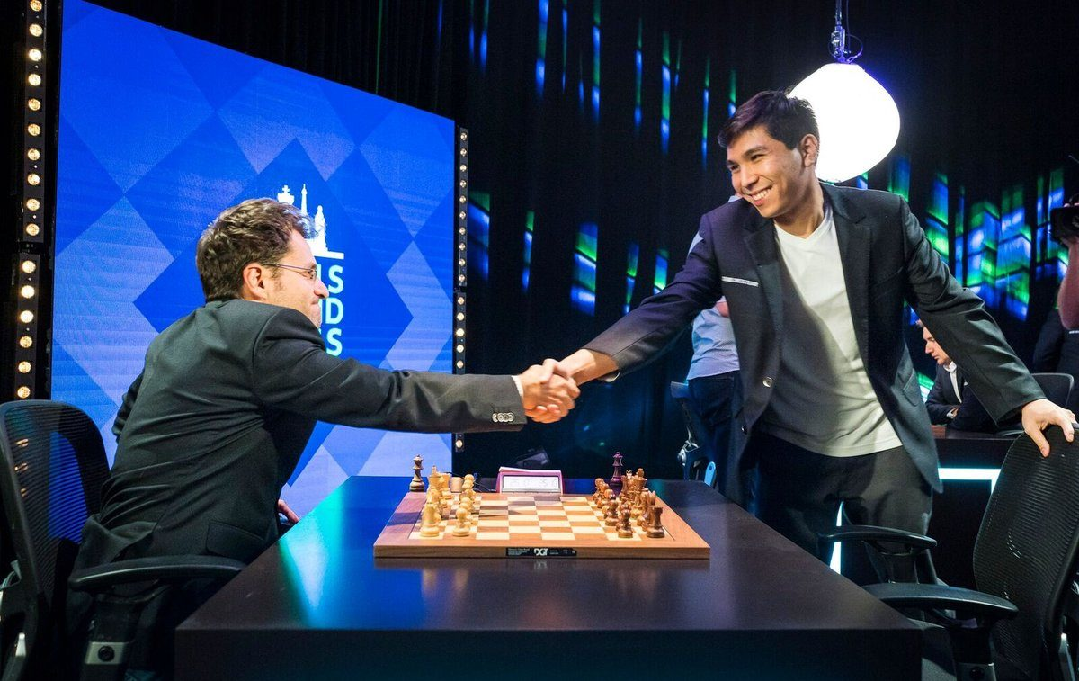 Wesley So in Solo Lead after Day 2 in Paris Grand Chess Tour 2018