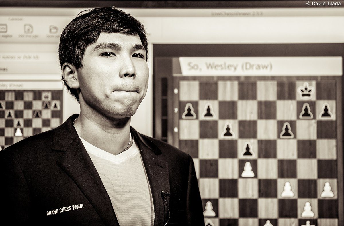 Your Next Move 2018 Rapid – Wesley So leads by a game and a half