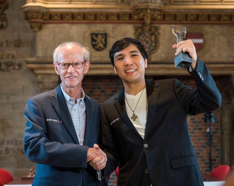 Wesley So Wins Your Next Move 2018